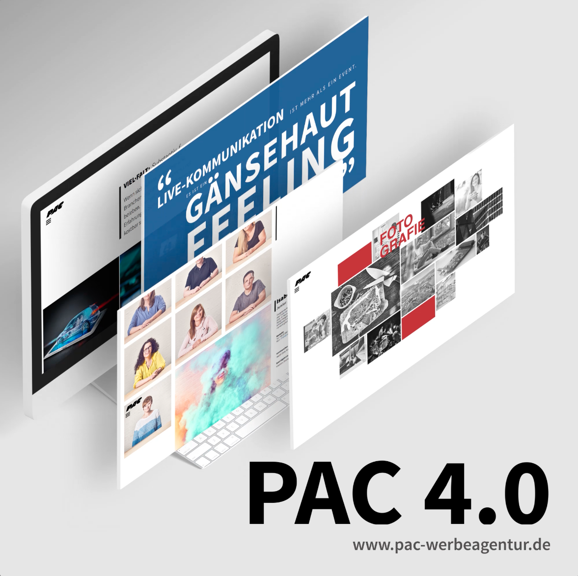 PAC Werbeagentur – Vellmar/Kassel – Marketing, Kommunikation & Kreation – Full Service seit 1974
