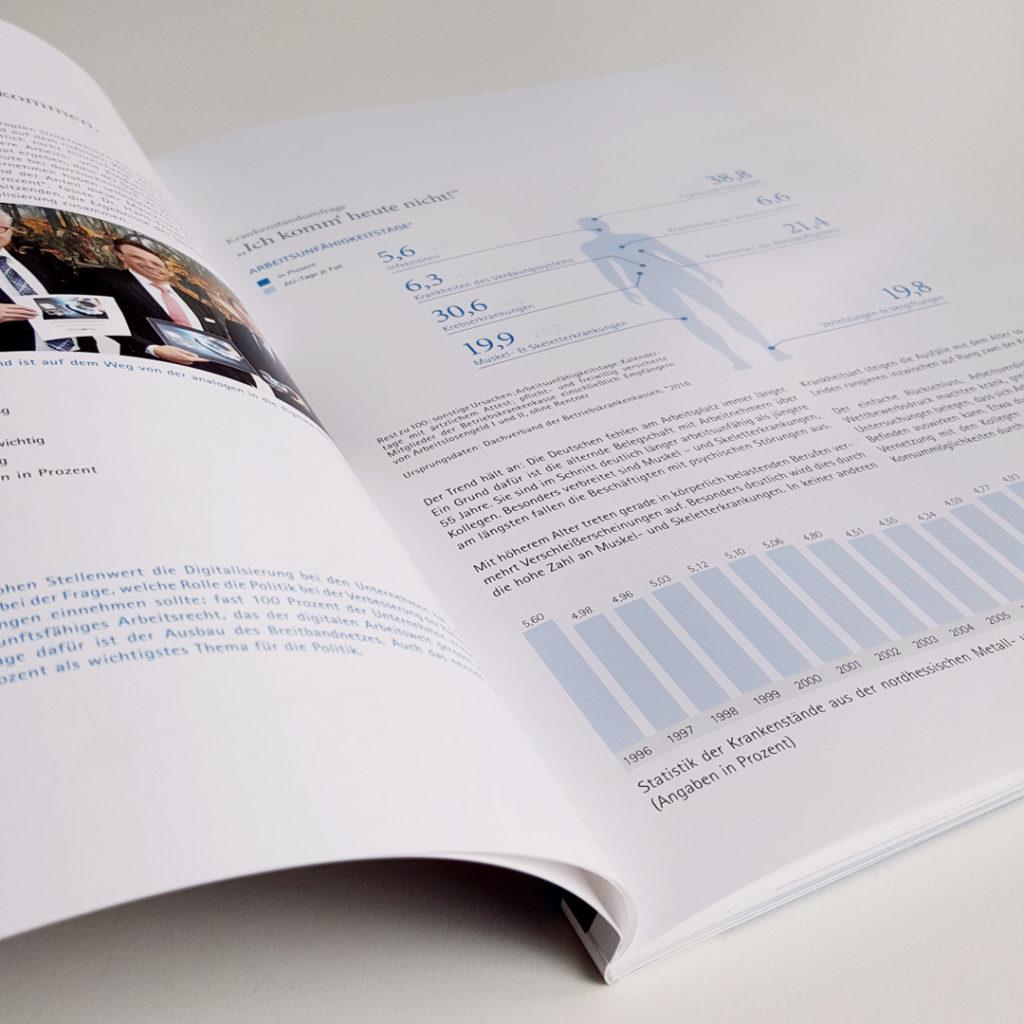 AGV Jahresbericht 2017 Statistiken