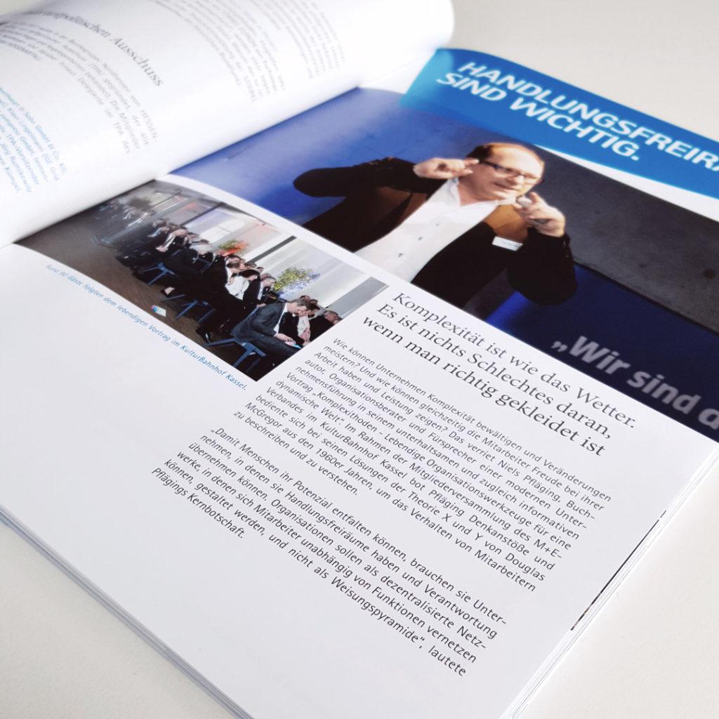AGV Jahresbericht 2017 Einblicke