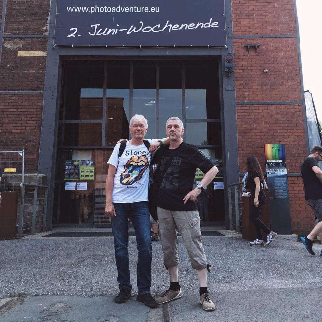 PAC on tour Leidenschaft Photo-Adventure Duisburg Titel Jörg Norbert